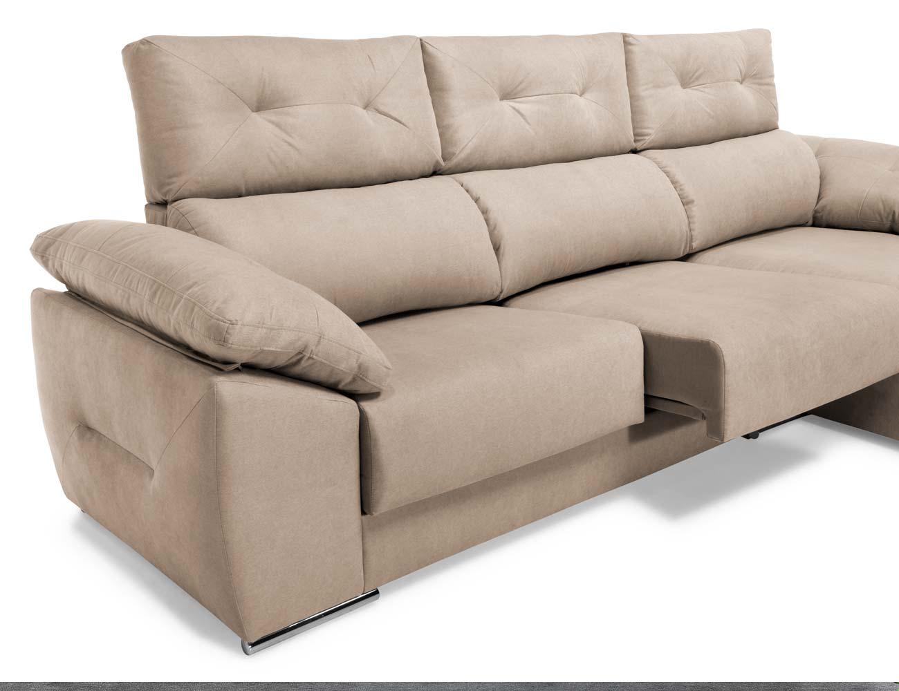 Sofa chaiselongue viena 2