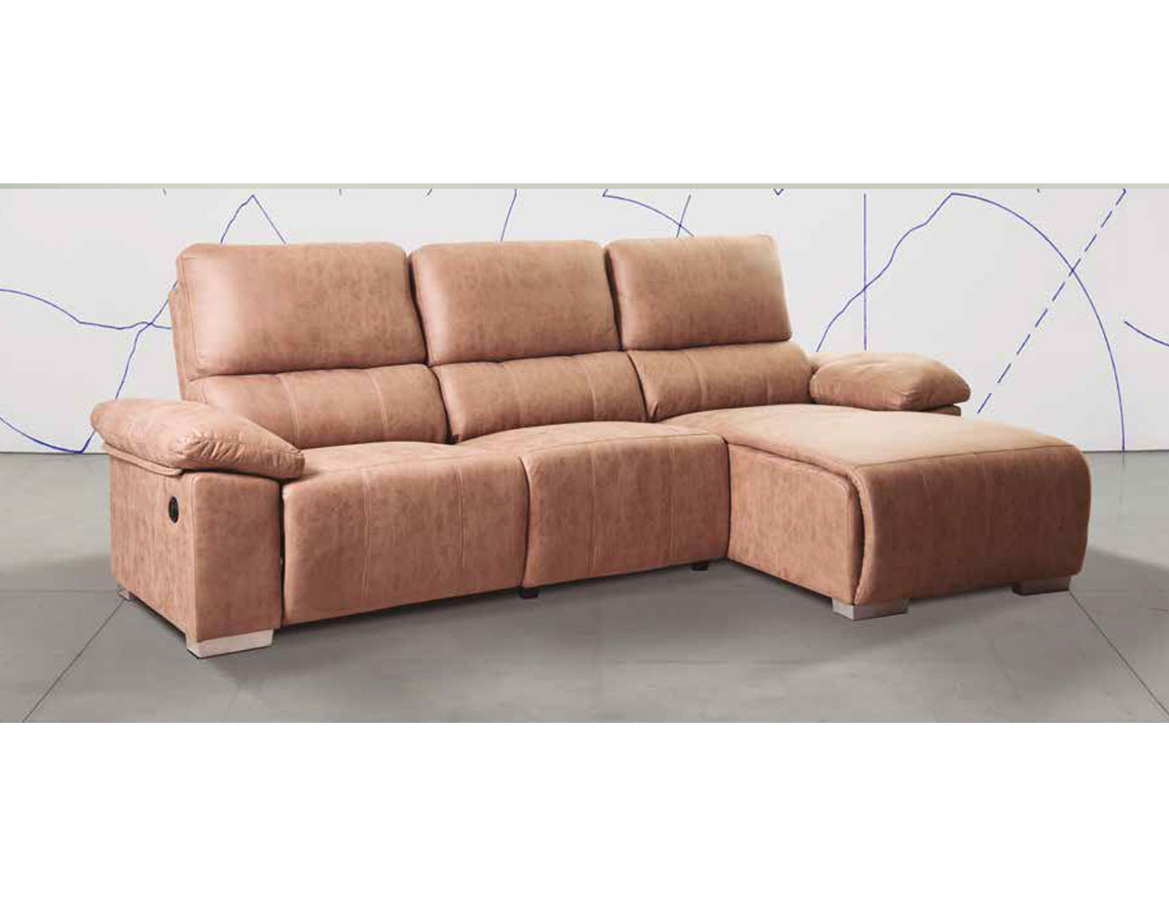 Sofa india piedra