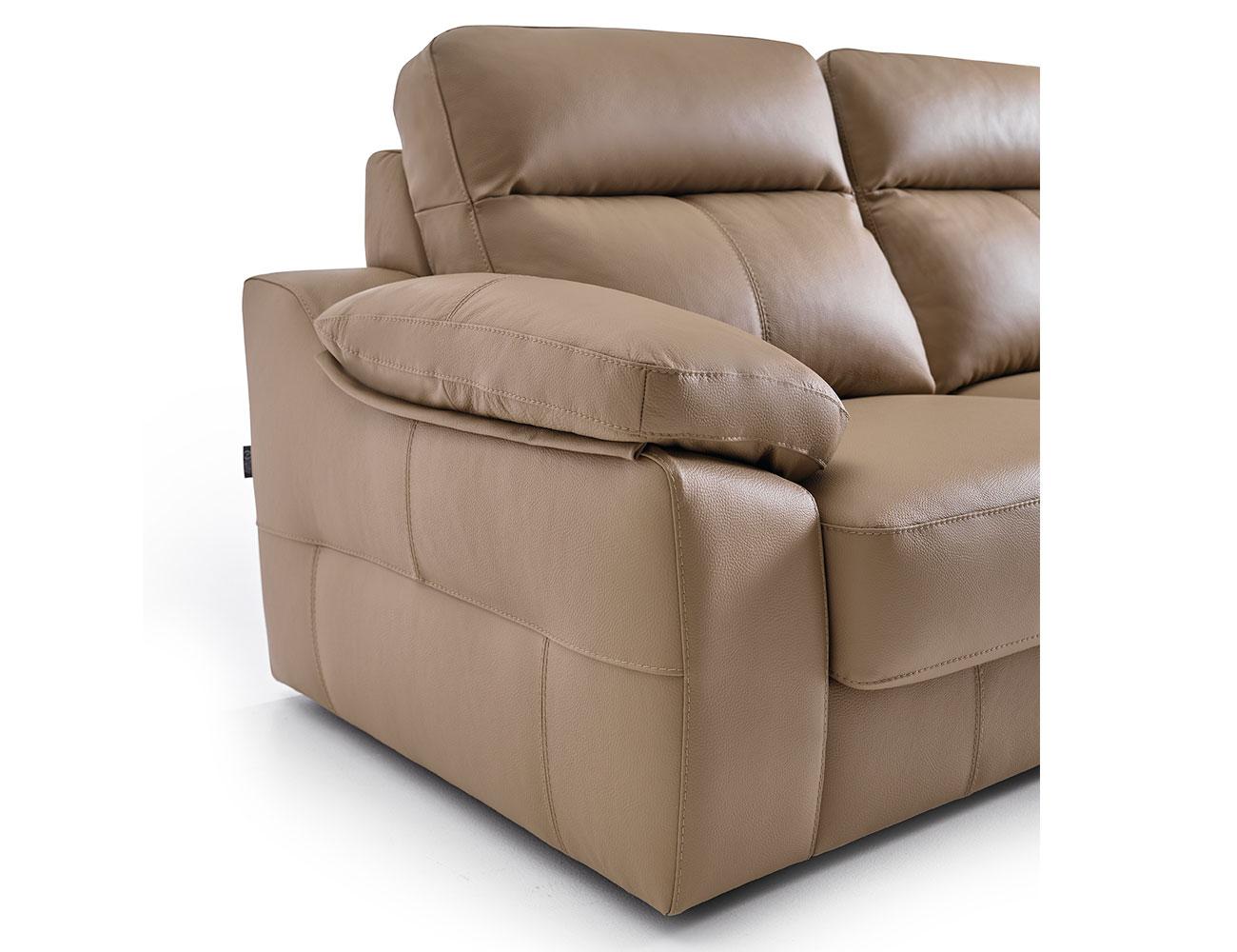 Sofa pedro ortiz piel 3 plazas 3