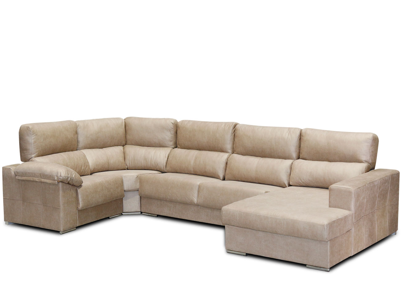 Sofa rinconera anti manchas