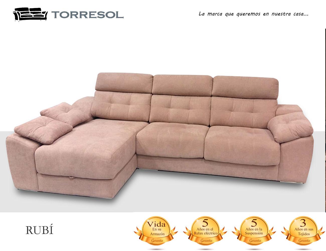 Sofa rubi torresol