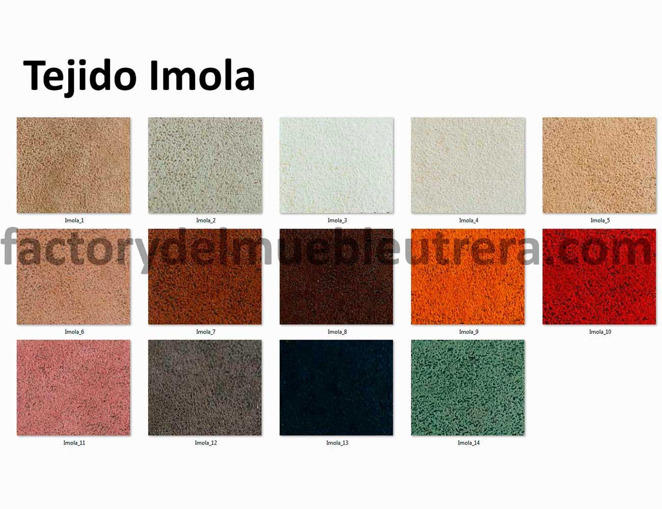 Tejido imola4