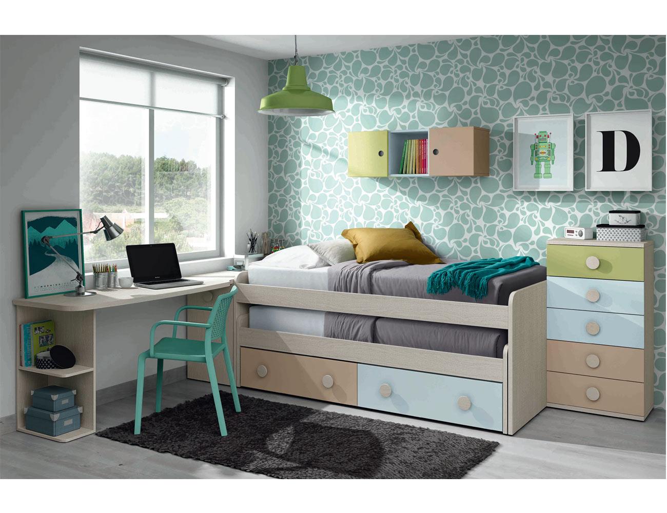 01 dormitorio juvenil