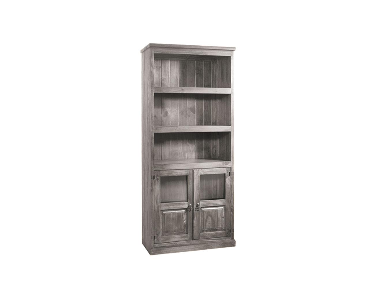 0210811 librero alto jalisco madera 90 200 44
