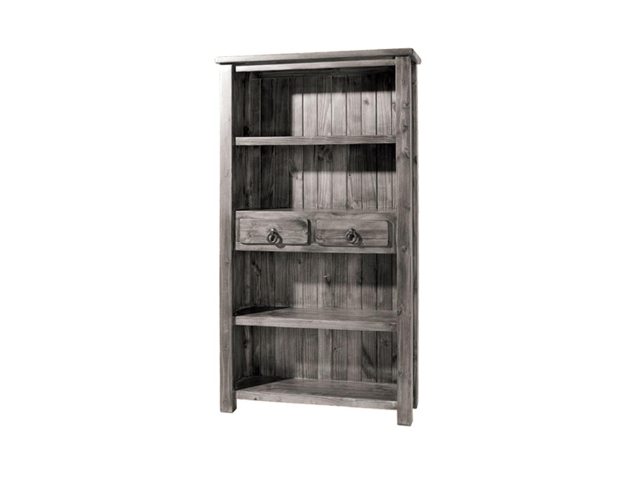 0210901 librero acapulco madera 104 190 36