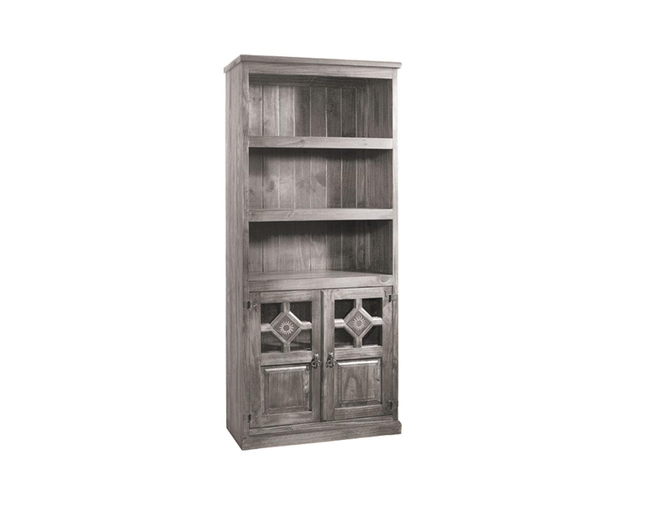 0220812 librero alto jalisco girasol madera 90 200 44