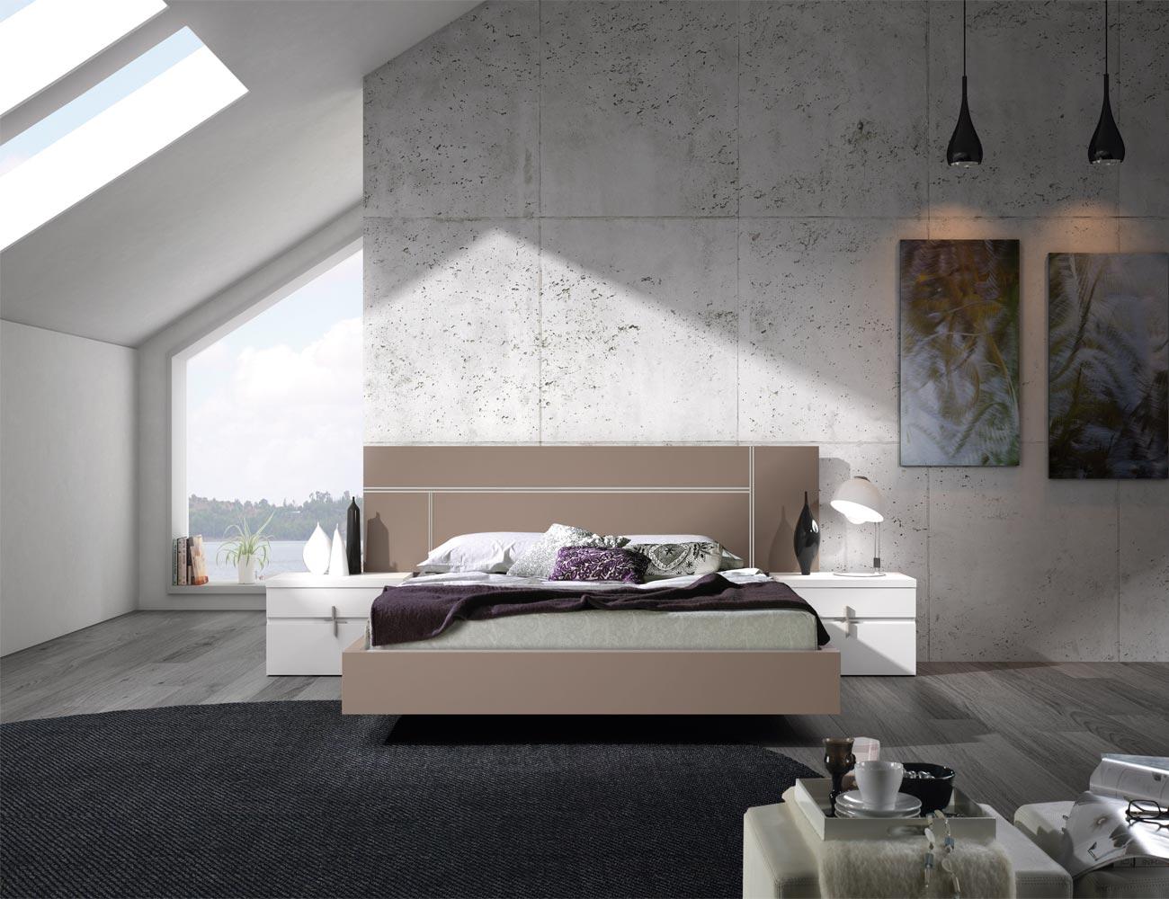 129 dormitorio matrimonio moka bañera
