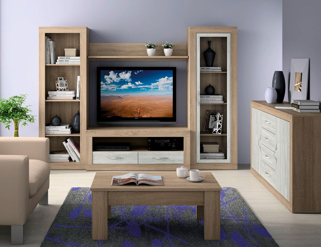 170 mueble salon comedor cambrian aparador mesa centro artic1
