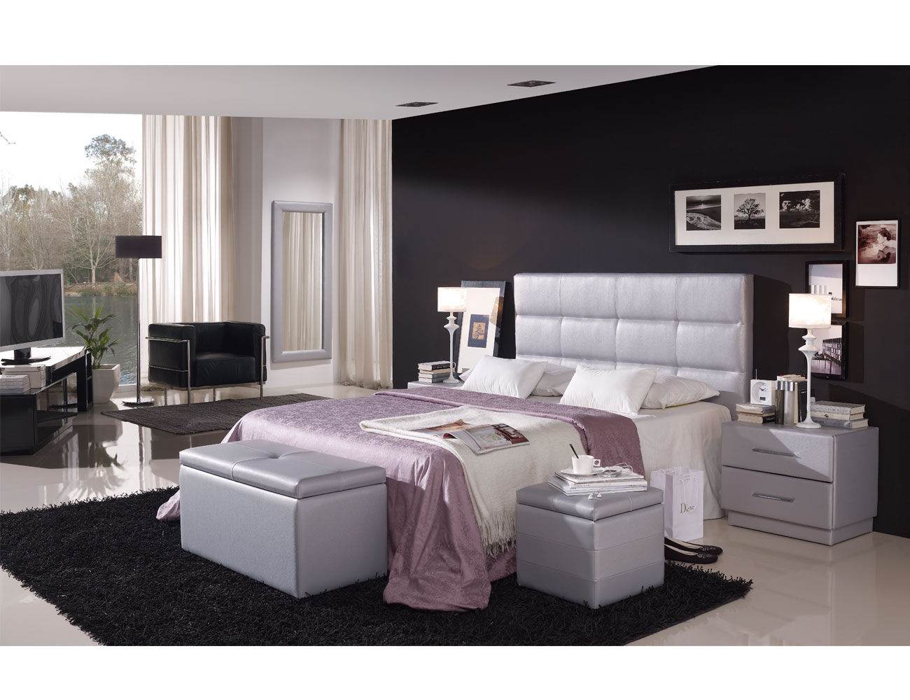 23 marco tapizado dormitorio910