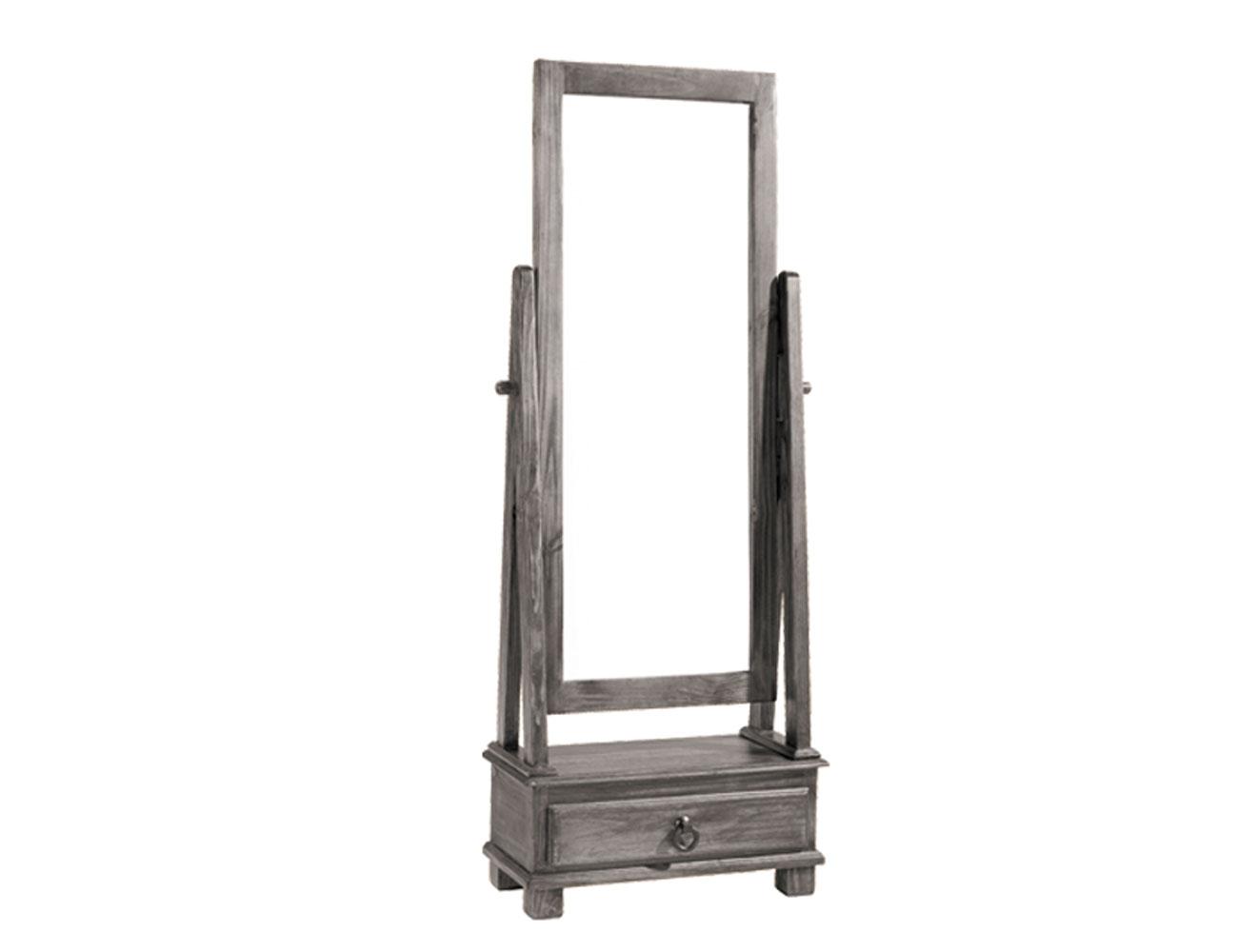 2510901 espejo vestidor acapulco madera 70 182 33
