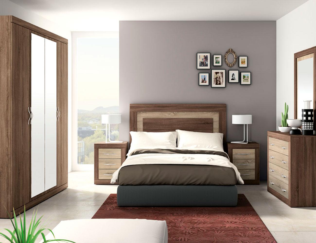 287 dormitorio matrimonio britannia cambrian