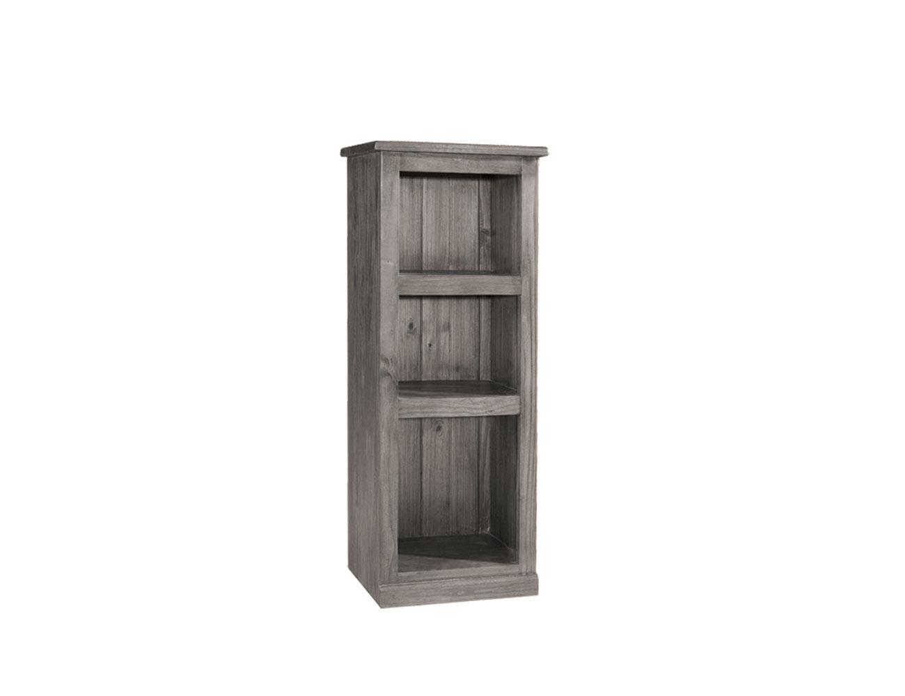 3410801 modulo 3 estantes jalisco madera 55 142 44