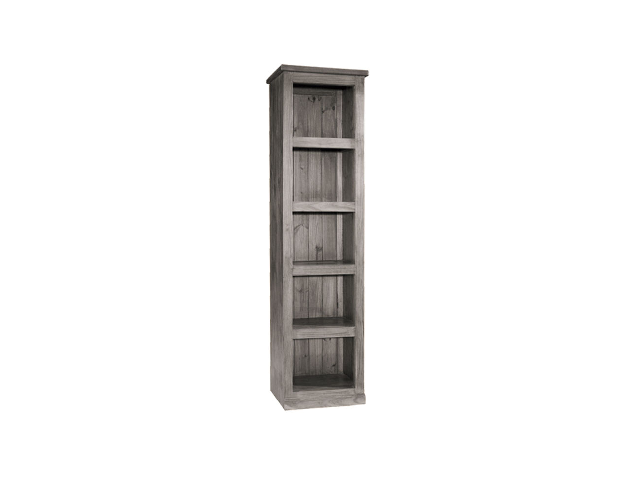 3410811 modulo 5 estantes jalisco madera 55 200 44