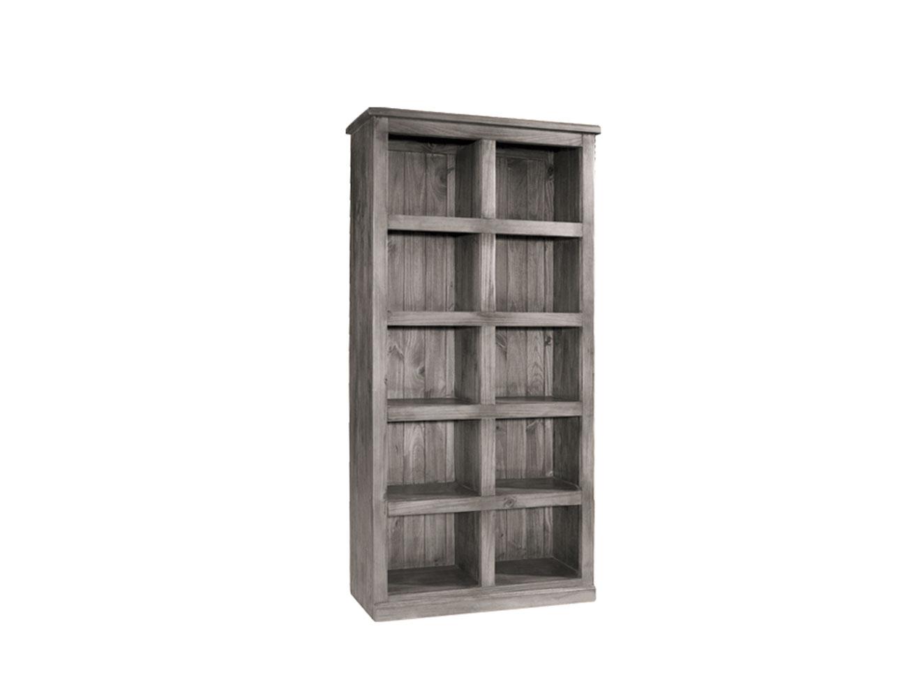 3410831 modulo 10 estantes jalisco madera 100 200 44