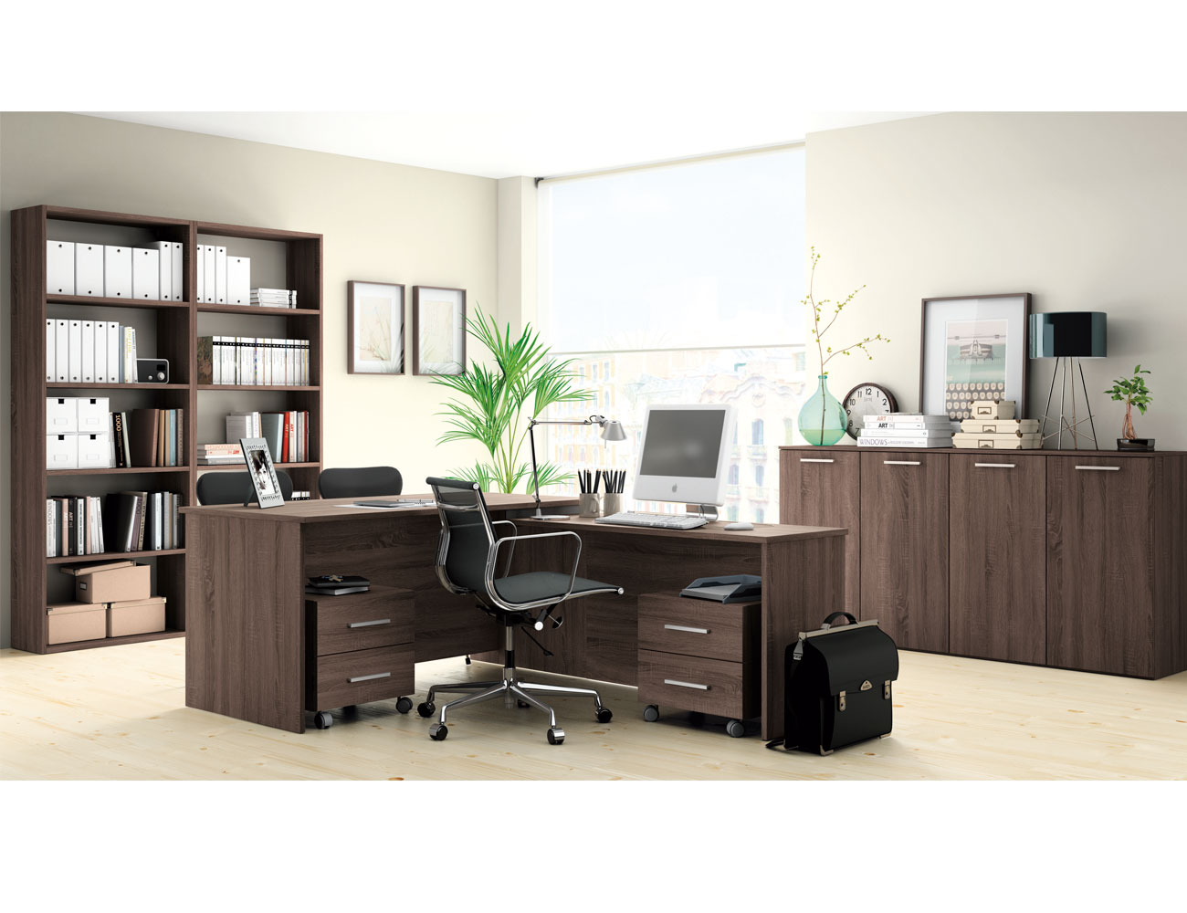 428 mueble despacho britannia