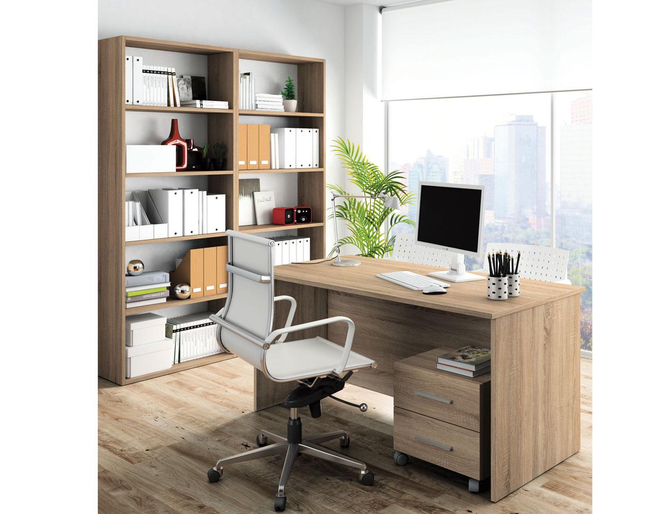 Muebles de oficina o despachos en color cambrian 5455 for Color cambrian muebles