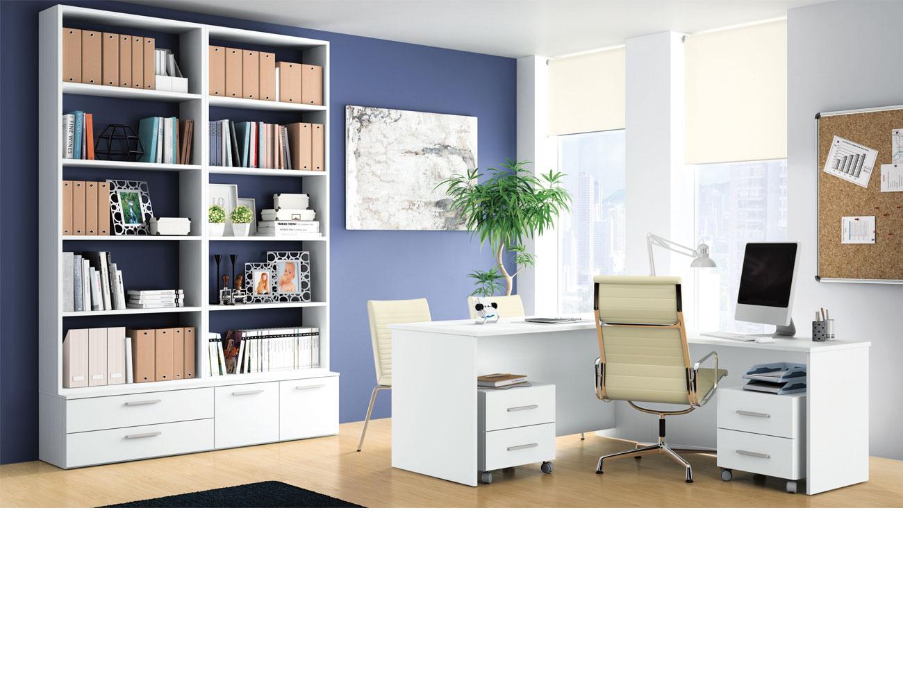 431 mueble despacho blanco1