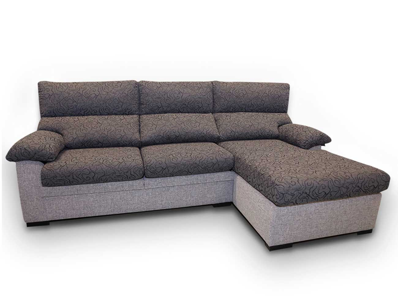 4900_sofa chaiselongue asientos extraibles gris marengo