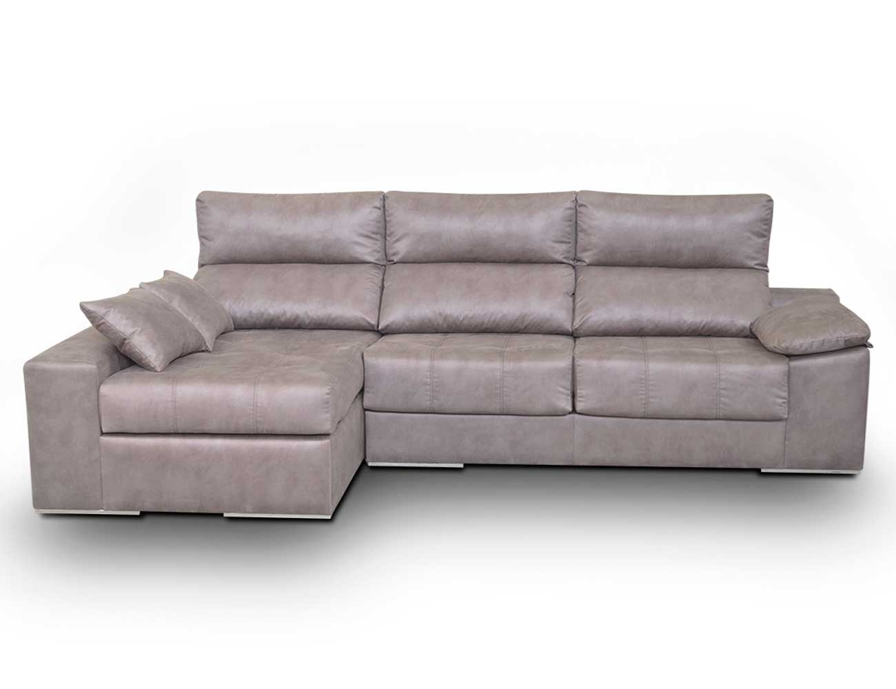 4938_sofa chaiselongue moderno asientos extraibles muy comodo dobles pespuntes donatella