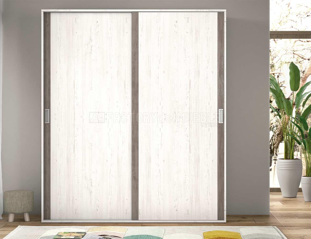 Armario puertas correderas 261
