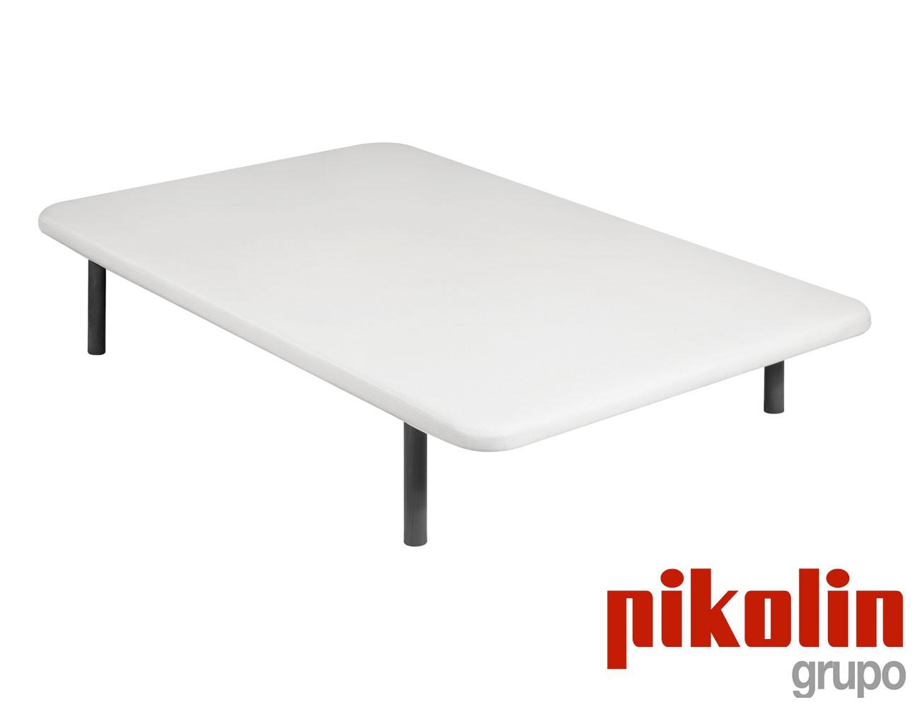 Base tapizada pikolin blanca10