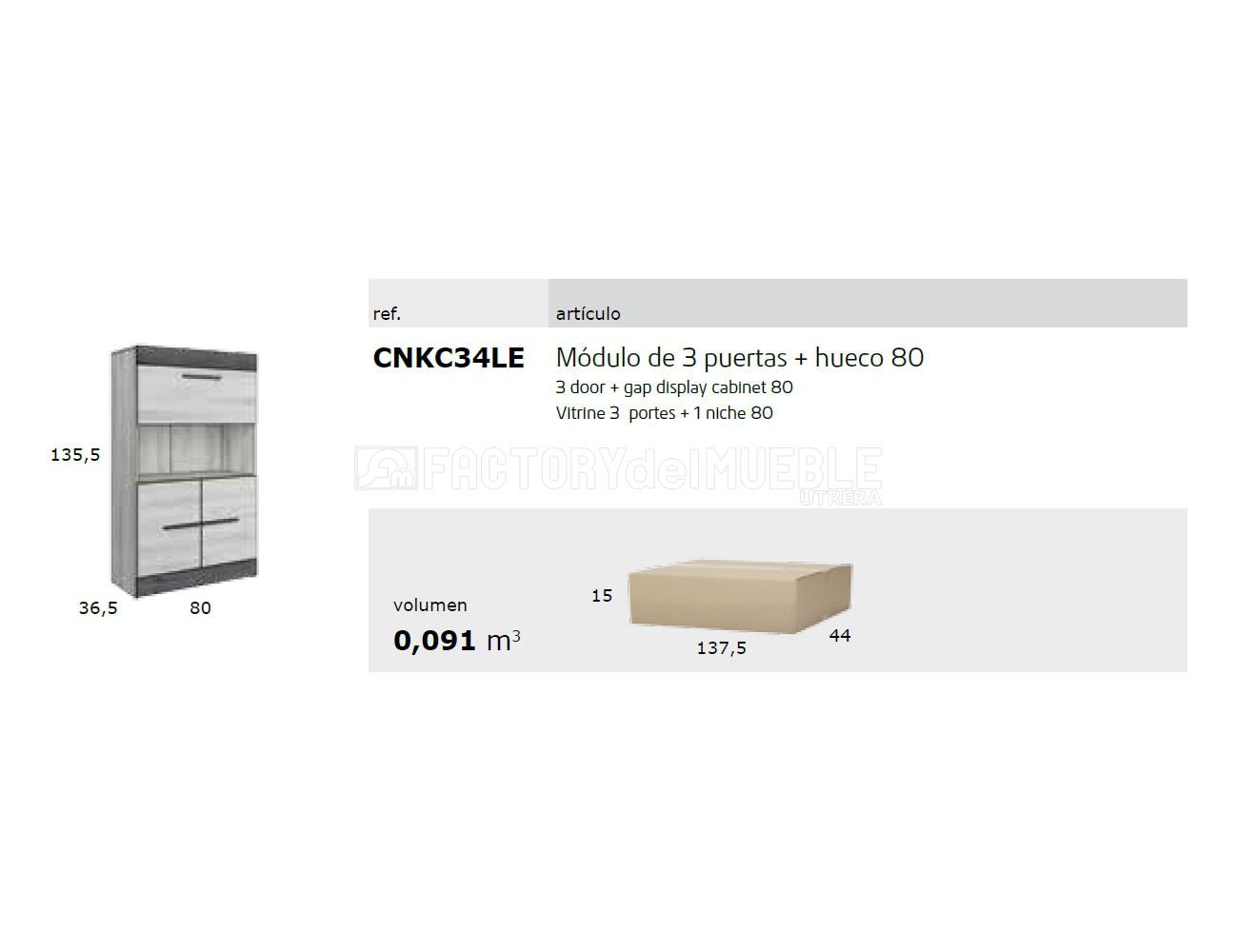 Cnkc34le