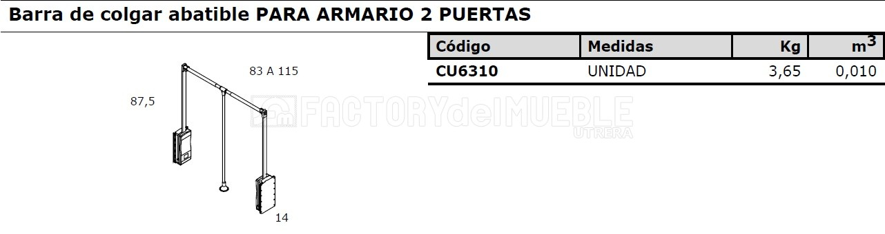 Cu6310