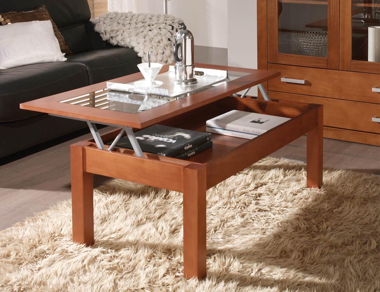 Mesas de centro elevables merkamueble simple mesas y - Merkamueble en vigo ...