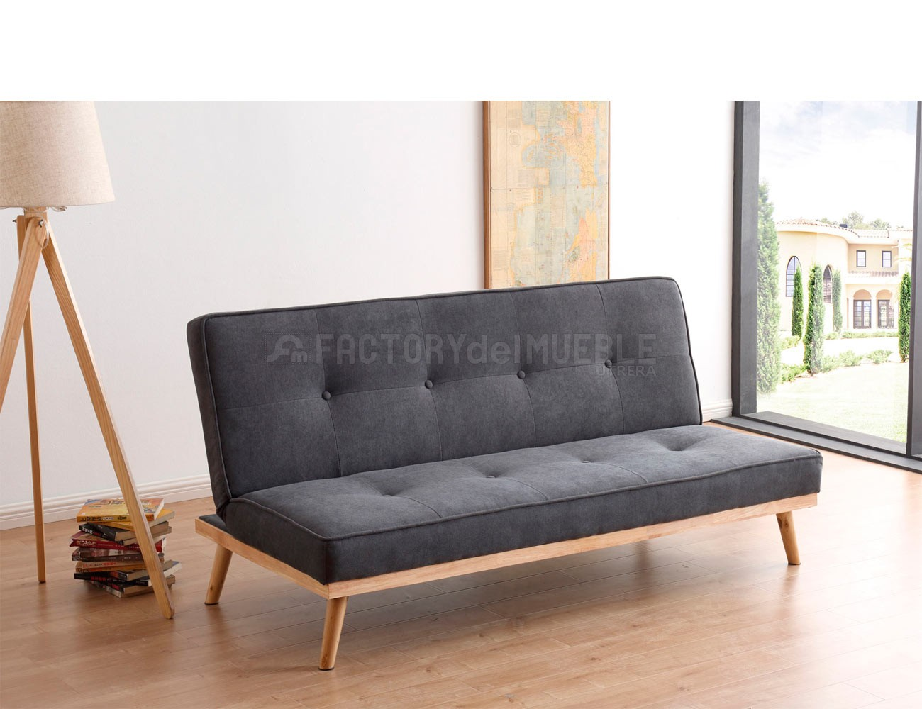 Sofa cama clic clac fox1