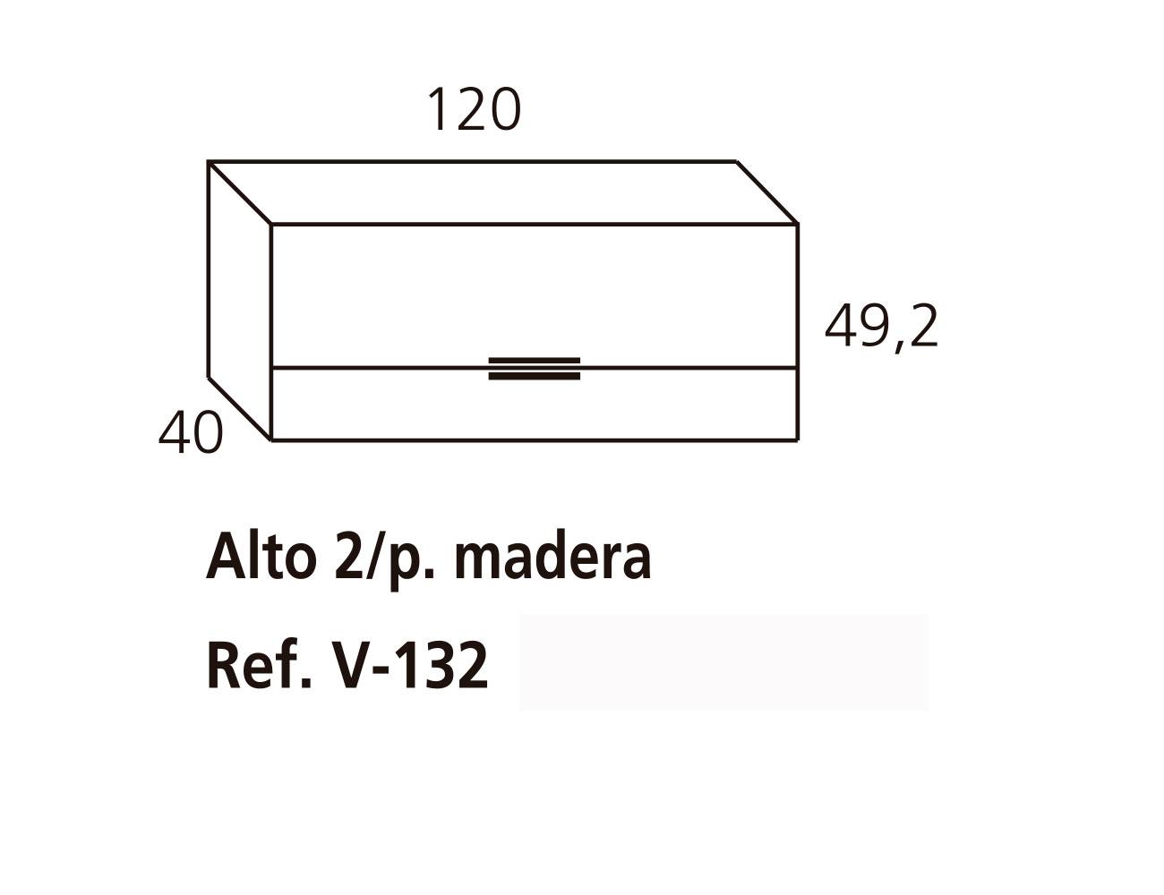 V 132