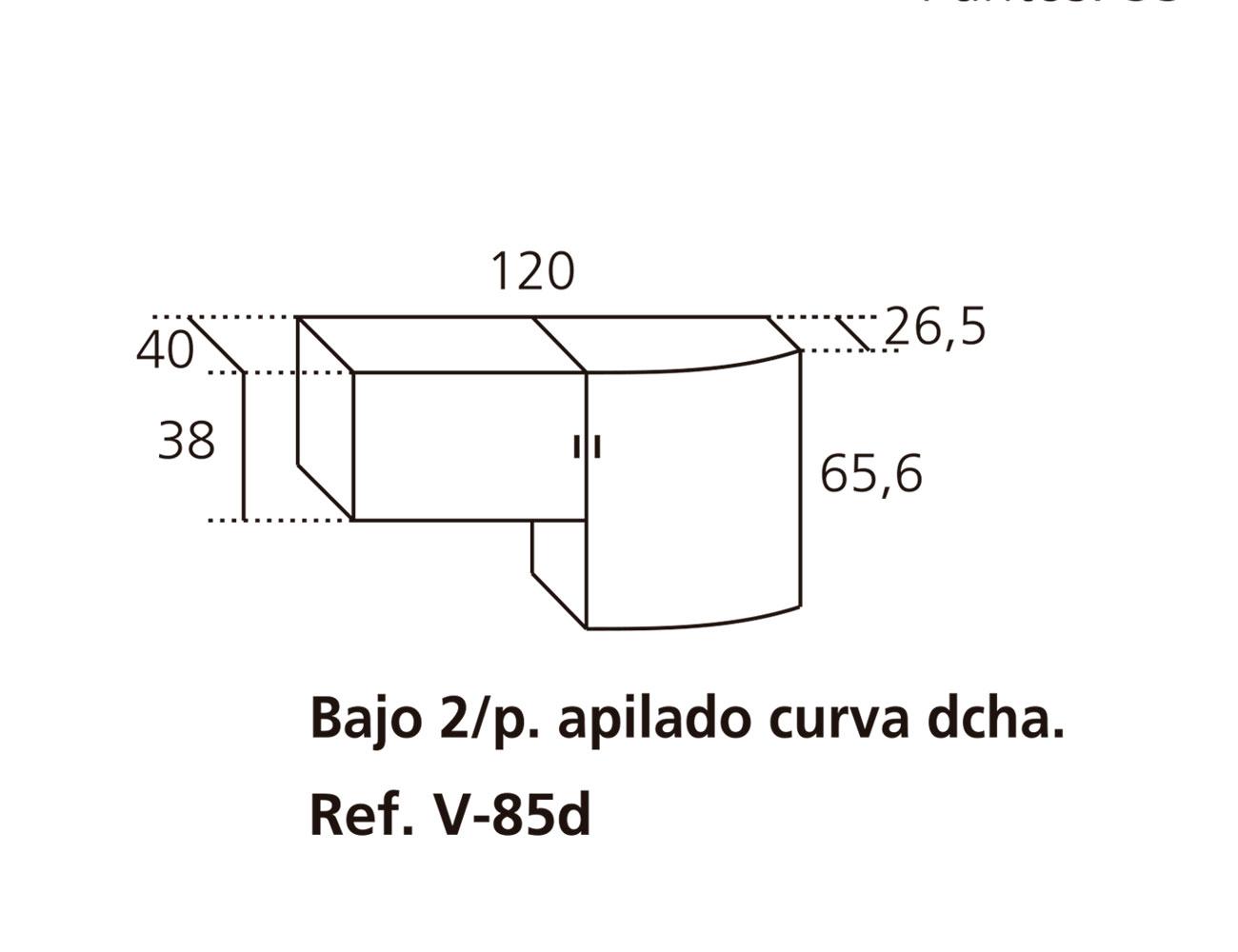V 85d