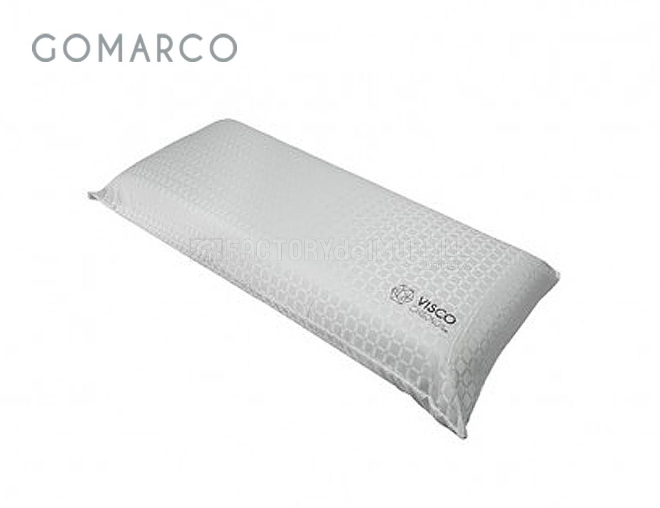 Almohada visco carbono gomarco 13001