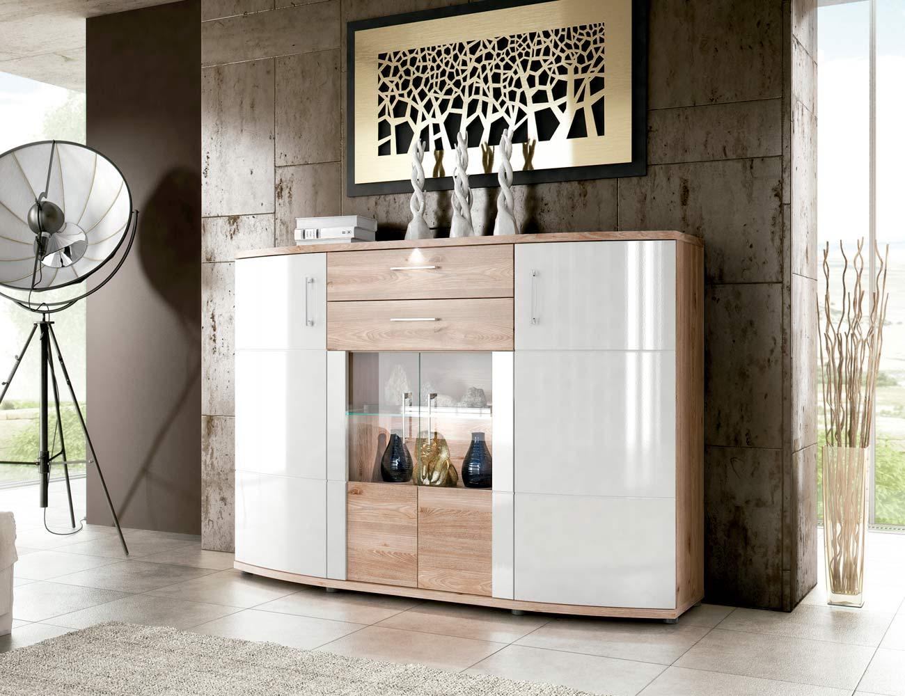 Ambiente10 mueble aparador nelson blanco