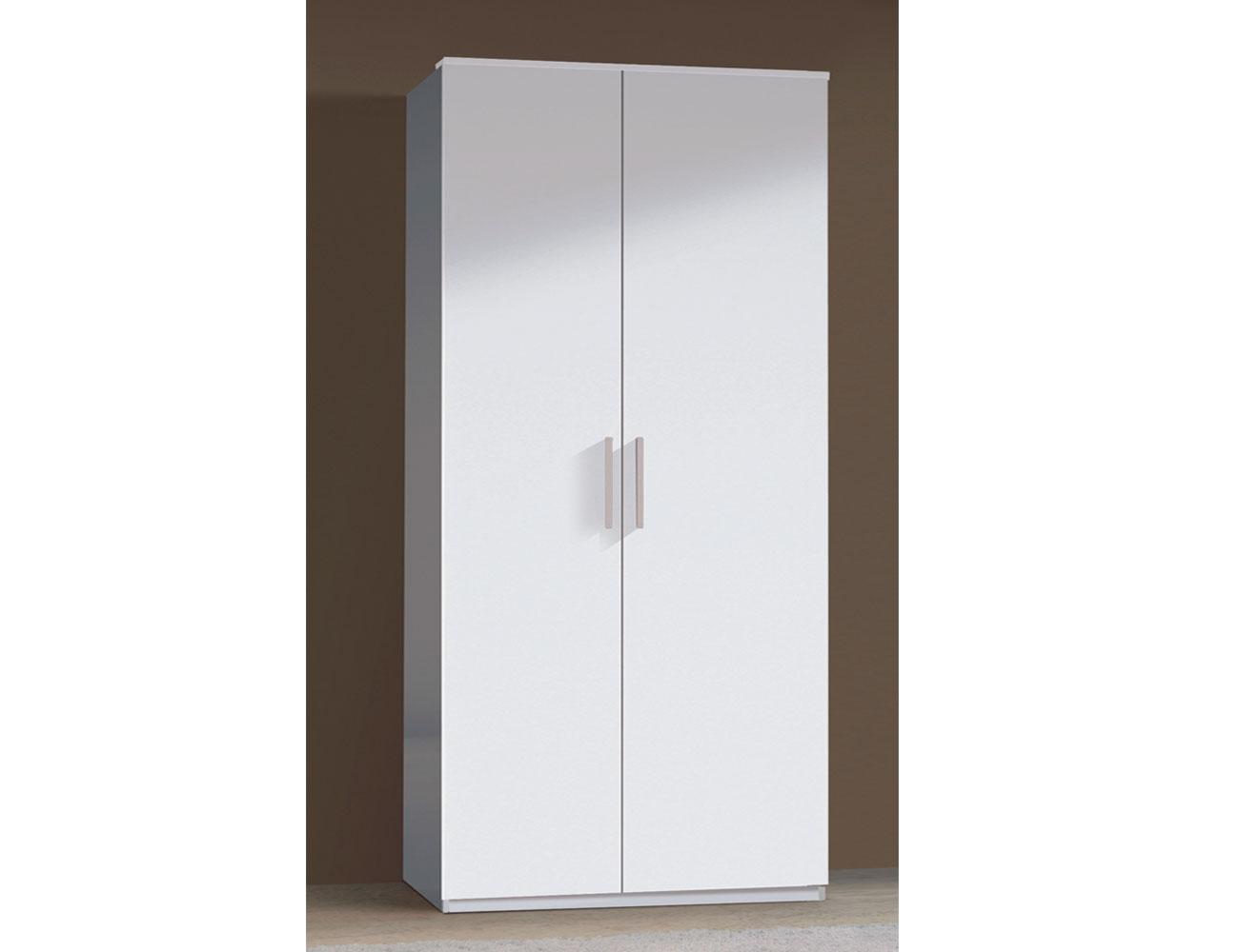 Armario 2 puertas blanco