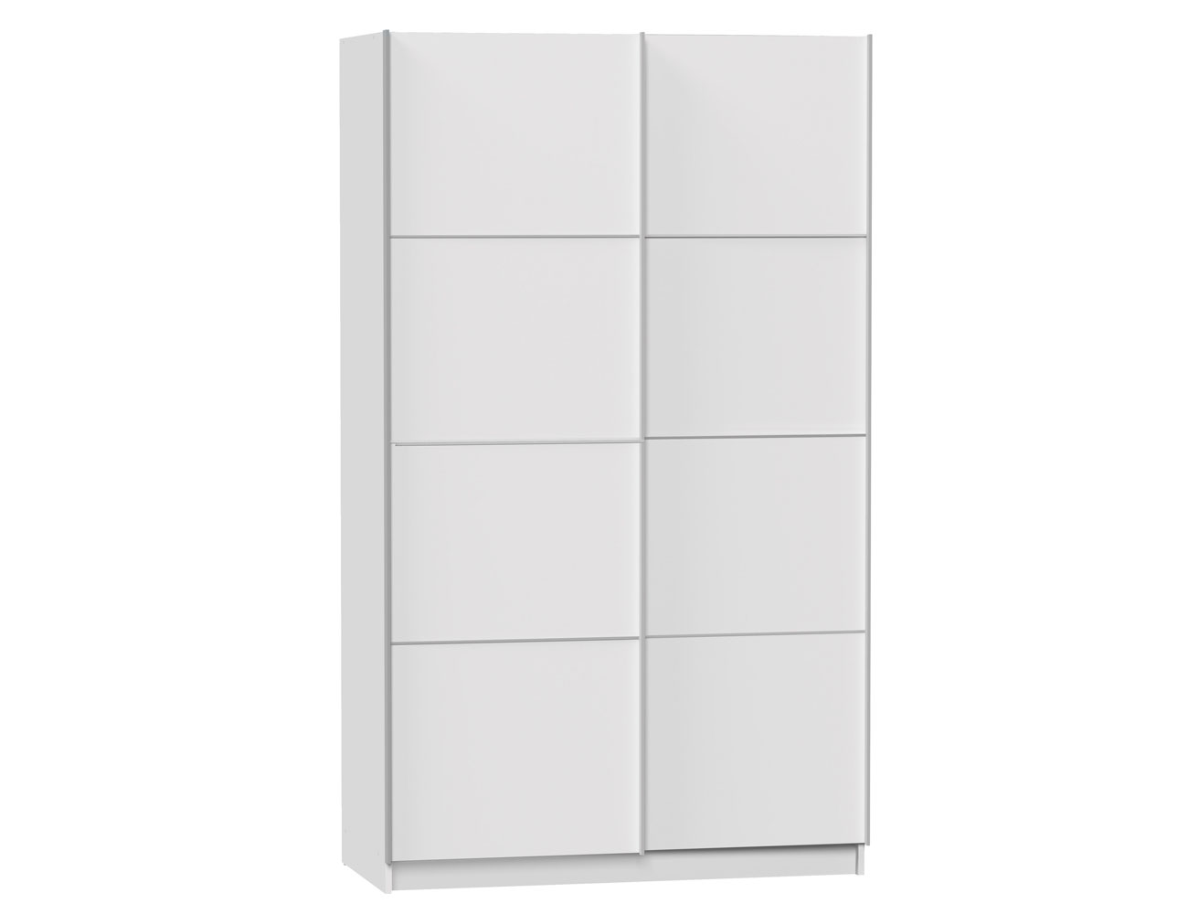 Armario puertas correderas 415 120 blanco