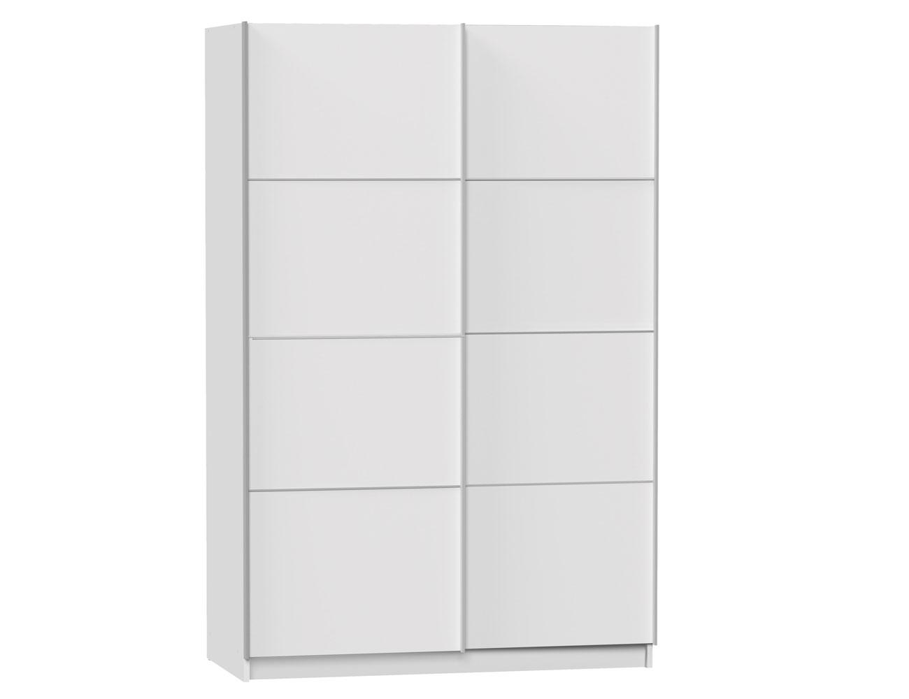 Armario puertas correderas 415 150 blanco