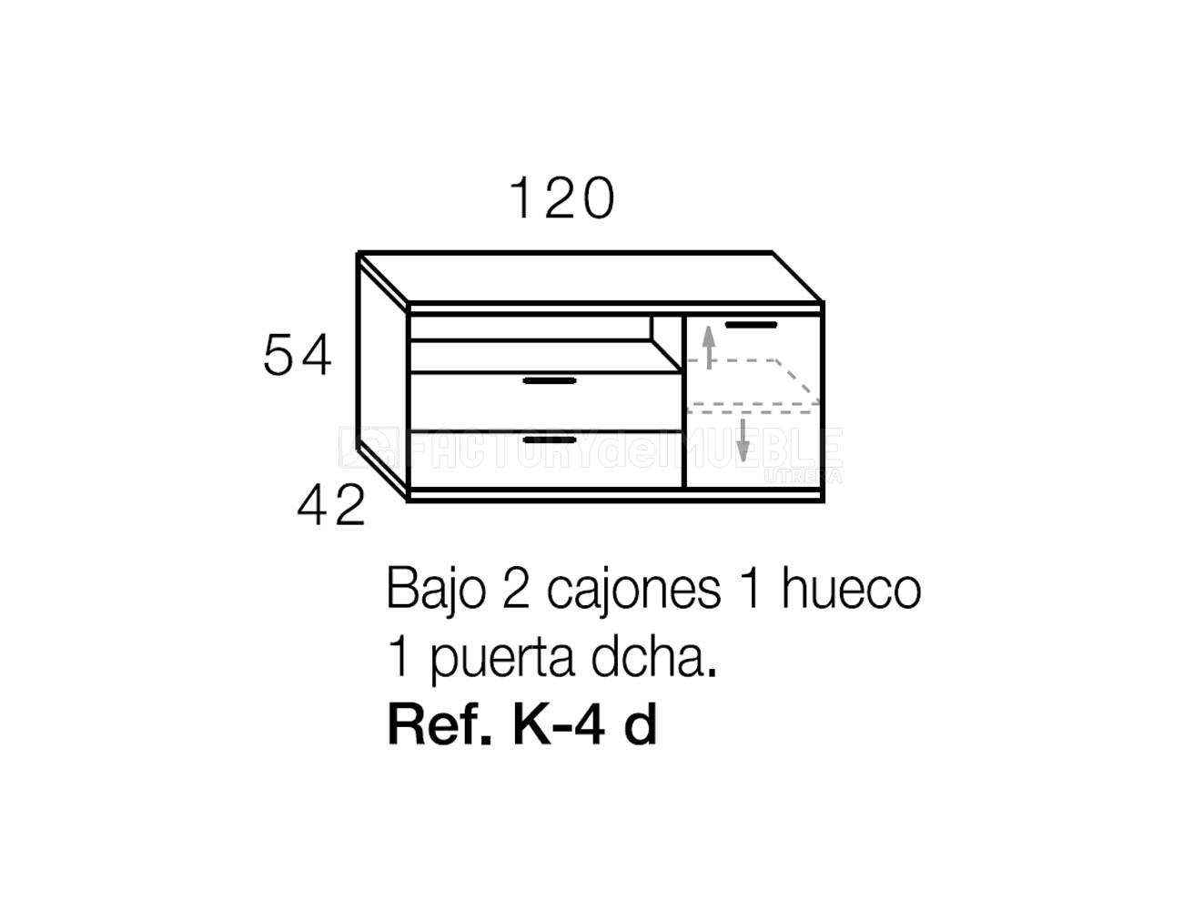 Bajo k4d