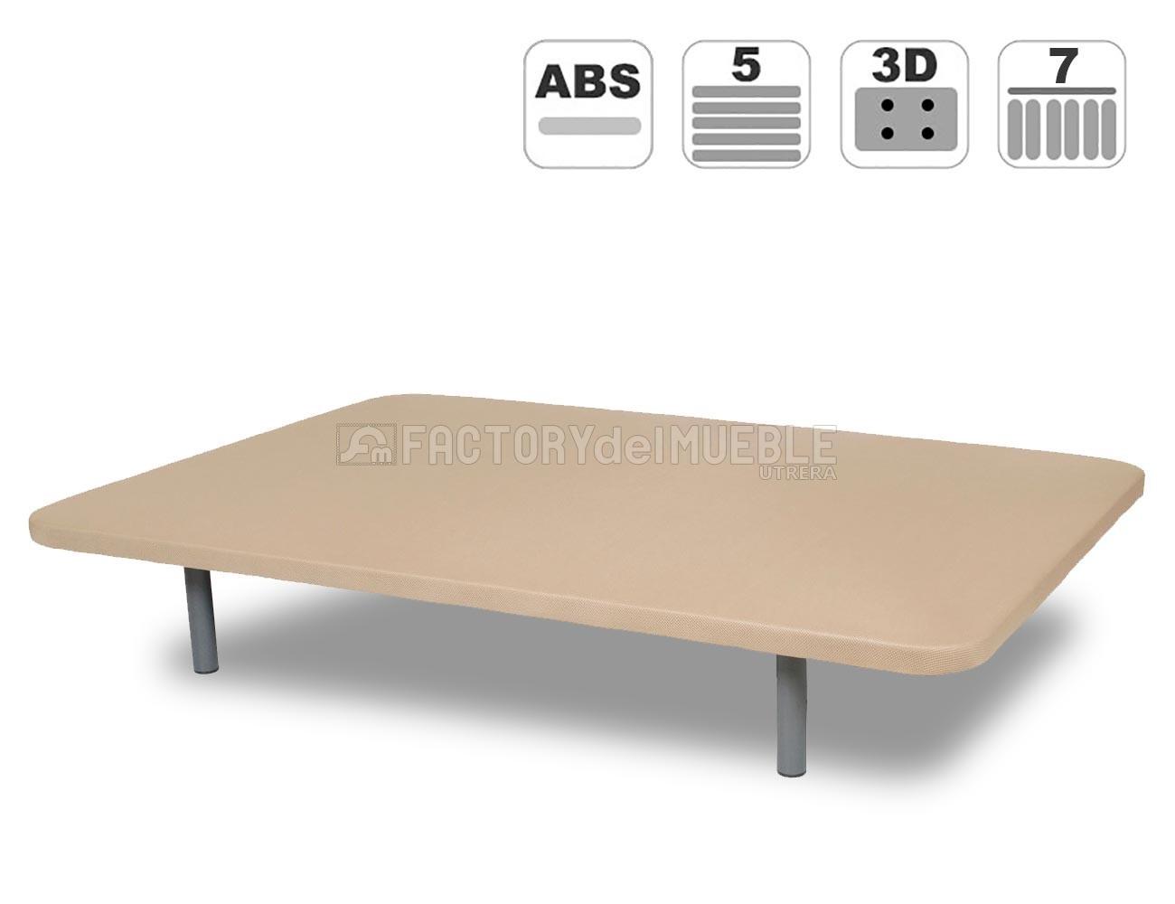 Base tapizada 3d 5 barras15
