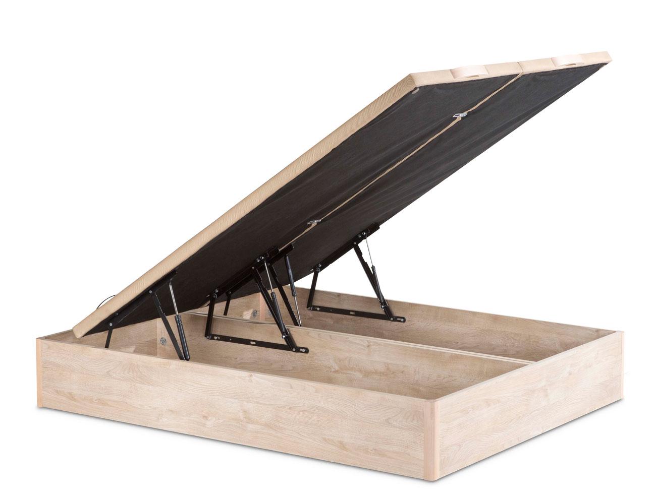 Canap de madera con zapatero 8051 factory del mueble for Zapatero gran capacidad
