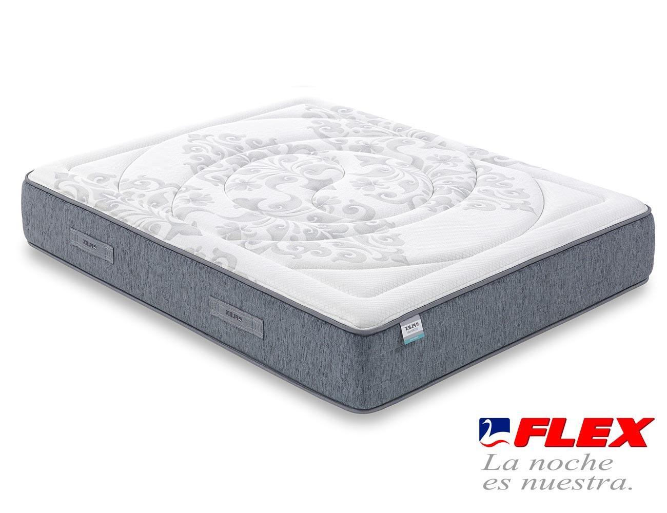 Colchon flex airvex viscoelastica gel garbi2