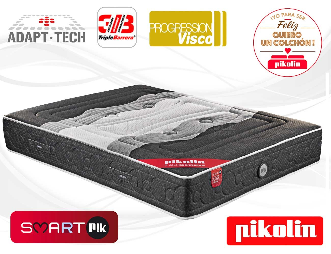 Colchon pikolin smart pik 11239