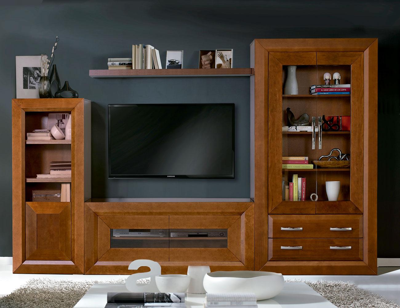 Composicion 3 283cm mueble salon comedor