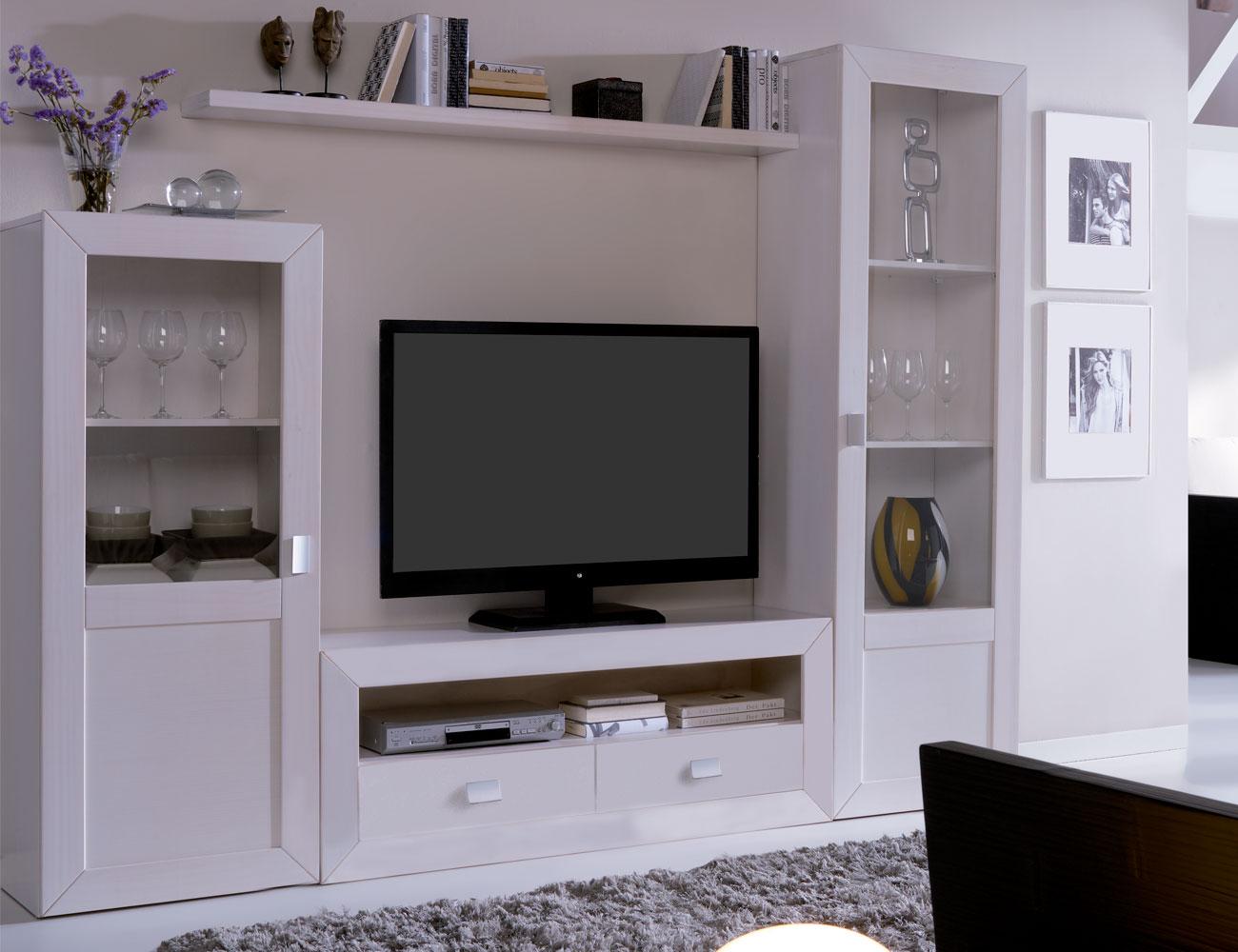 Composicion 3 mueble salon comedor