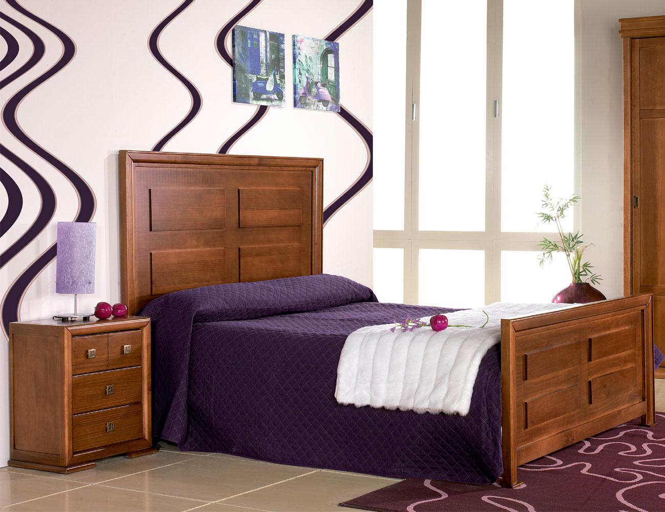 Composicion02 dormitorio matrimonio cama sevilla 2