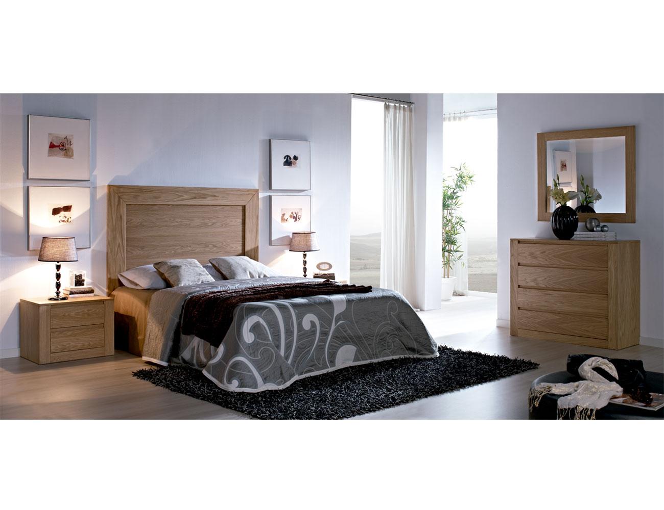 Dormitorio matrimonio comoda narvik