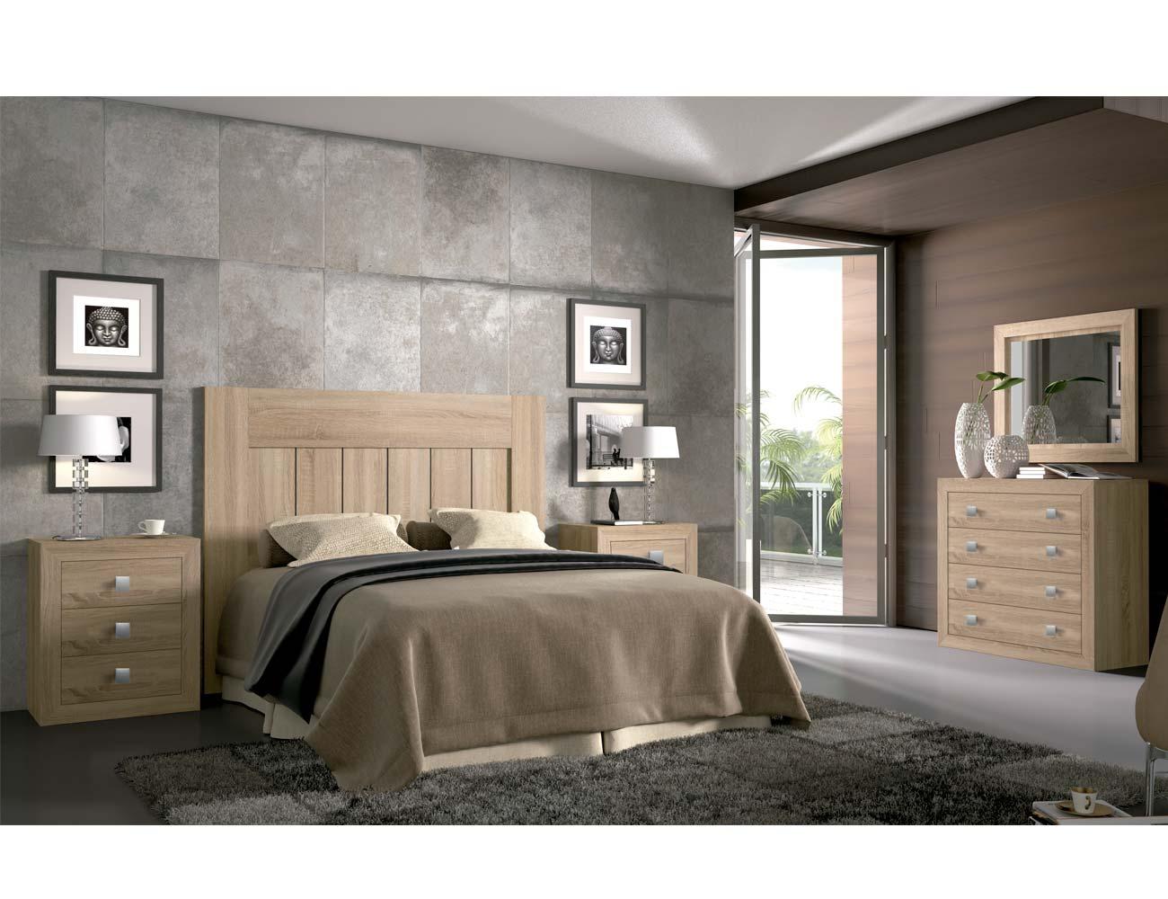 Dormitorio matrimonio moderno 06 cambrian