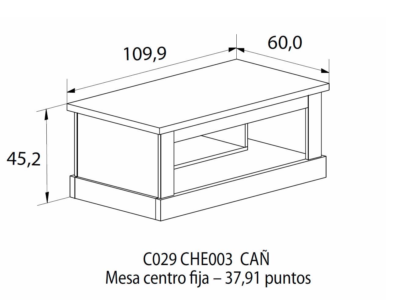 Mesa centro fija1
