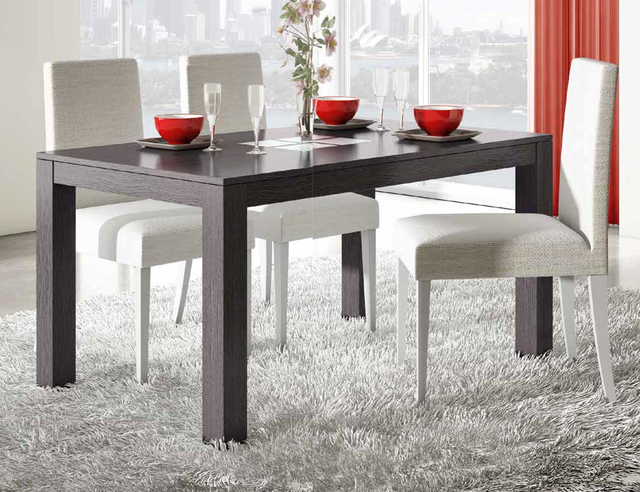 Mesa extensible comedor