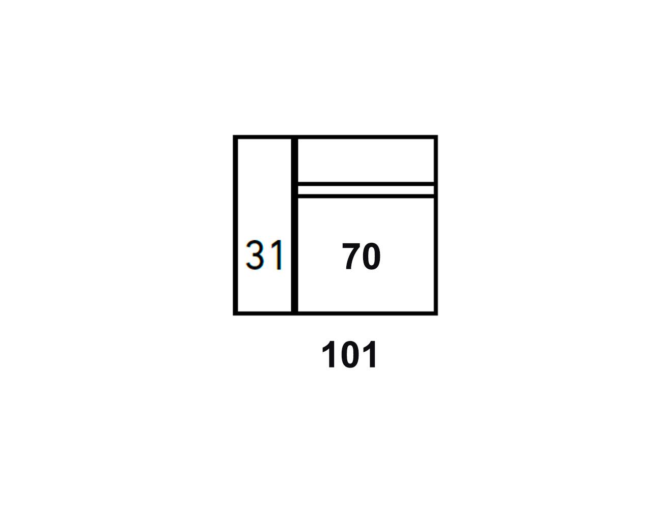 Modulo 1p 10111