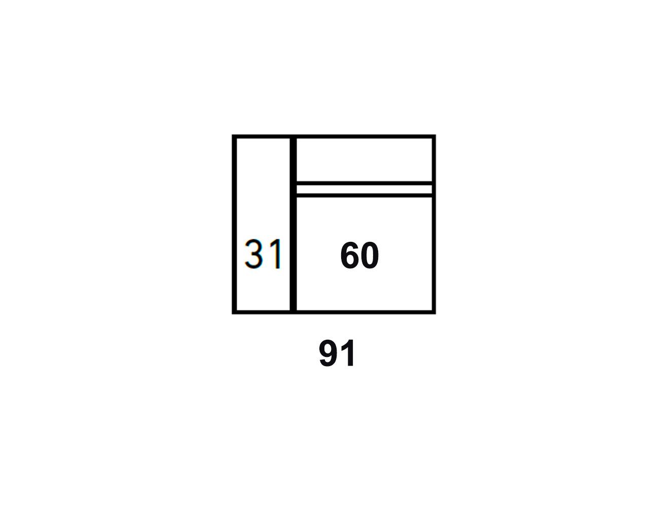 Modulo 1p 9110